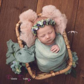 Neugeborenen Outfit, Zarte Neugeborene Schichten Fransen Textur,Wrap Prop Pucktuch Babyfotografie shooting Newbornshooting Babybild lace Baby Newborn Props Set ,Wrappen ,Pucktuch, Korb Stuffer, Korbfüller Musselintuch Struktur