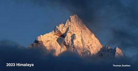 2019 Himalaya Kalender von Thomas Zwahlen