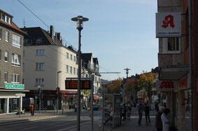 Psychotherapie Praxis Benderstraße Düsseldorf