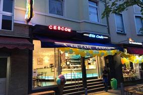 Eiscafe cescon  Benderstraße Düsseldorf