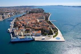 Zadar Flottillentörn