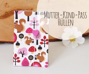 Mutter-Kind-Pass Hüllen Muki Mukihüllen Mutterkindpasshüllen Schwangerschaft Geschenk Geburt Baby