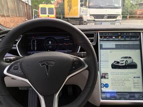 Fahrtenbuch Tesla