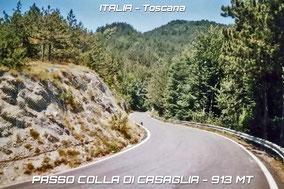 13) PASSO COLLA DI CASAGLIA - 913 mt