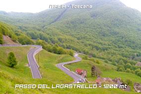 21) PASSO DEL LAGASTRELLO - 1200 mt