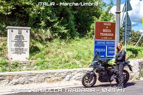 02) BOCCA TRABARIA - 1049 mt