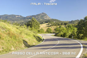 15) PASSO DELLA RATICOSA - 968 mt