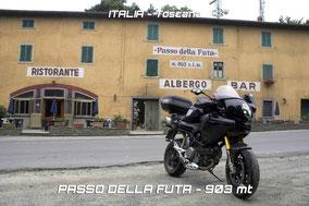 14) PASSO DELLA FUTA - 903 mt