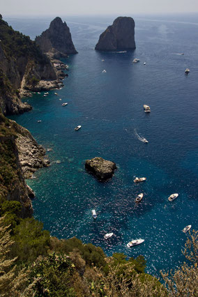 Capri: i Faraglioni