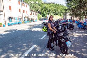 09) PASSO DEL MURAGLIONE - 907 mt