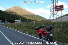 19) PASSO DI PRADARENA 1579 mt
