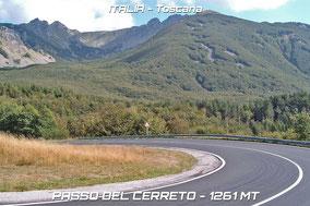 20) PASSO DEL CERRETO 1261 mt