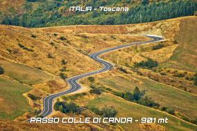 15A) PASSO DEL COLLE DI CANDA - 901 mt