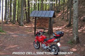 17) PASSO DELL'ABETONE 1388 mt