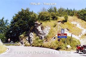 05) PASSO DEI MANDRIOLI - 1173 mt