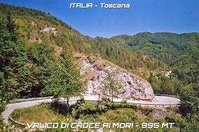 08) VALICO DI CROCE AI MORI - 995 mt