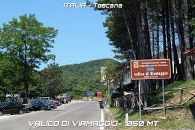 03) VALICO DI VIAMAGGIO - 1050 mt