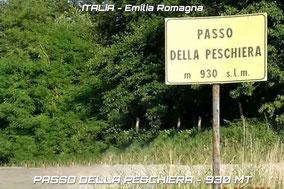 10) PASSO DELLA PESCHIERA - 930 mt