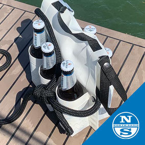 NORTHSAILS Boat Bottle Carrier