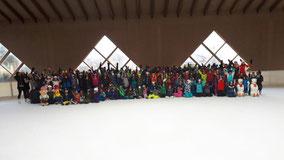16. und 21. 02.2017 Eislaufen in Traiskirchen