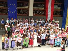 Nationalfeiertagsfeier 2017