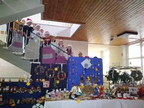 Weihnachtsmarkt der 4b