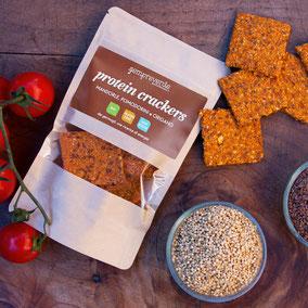 Raw, vegan and gluten-free