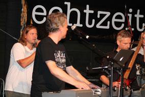Lotterstrassenfest 2015 mit Band echtzeit Osnabrück