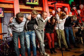 25 Jahre Werners Cocktail Party mit Band echtzeit Osnabrück