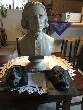 Liszt-Büste