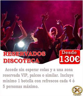 entradas a discotecas en Sanlucar
