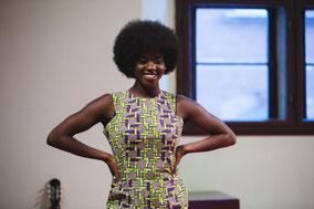 afrikanische Mode Jumpsuits