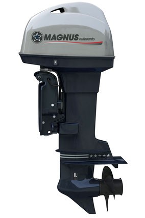 Magnus 40HP Owner's Manual PDF