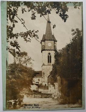 Kirche Kohren-Sahlis