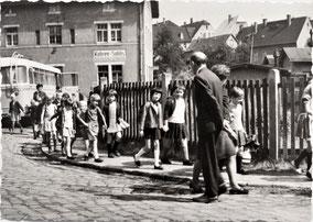 1964 - Wandertag nach Kohren-Sahlis