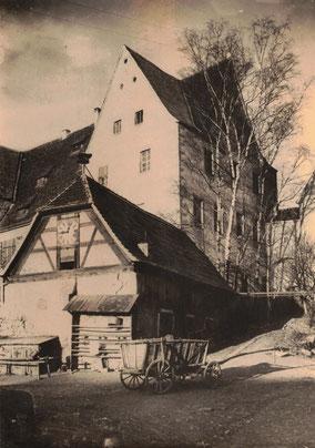 Schloss Wolftitz Frohburg Kohren-Sahlis
