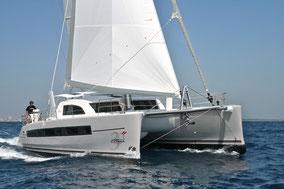 Katamaran Yachtcharter mit Skipper Mallorca