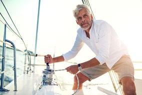 Segelyacht mit Skipper Italien
