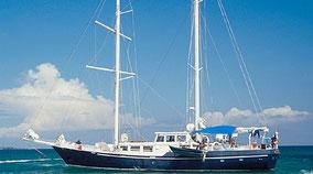 Yachtcharter mit Skipper Mallorca Ibiza