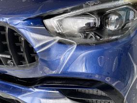 Lackschutz Mercedes AMG 63