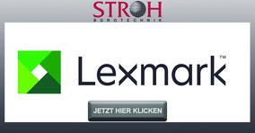 Produkte Weiterleitung zu Lexmark Drucker Kopierer und Multifunktionssysteme von Bürotechnik Stroh GmbH
