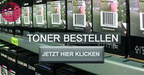 Bestellen Sie jetzt ganz einfach und unkompliziert Ihren Toner auf der Homepage von Bürotechnik Stroh GmbH. Füllen Sie einfach das Bestell-Formular aus. Tonerbestellungen waren noch nie so einfach. Erleichtern auch Sie sich Ihren Arbeitsalltag.