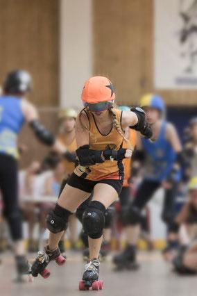 photographe sport savoie roller derby chambery