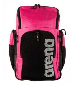 Arena Team Backpack 45 Pink