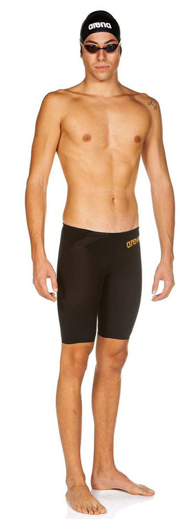 Arena Carbon Air 2 Jammer black/gold Men