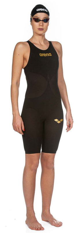 Arena Carbon Air 2 black/gold Women