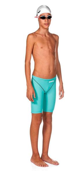 Arena Powerskin ST 2.0 Jammer aquamarine Boys