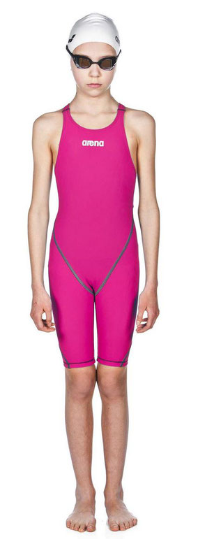 Arena Powerskin ST 2.0 fuchsia Girls