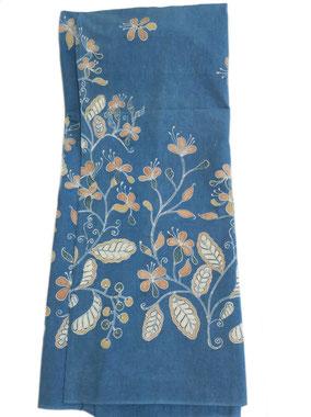Floral Hand drawn Batik - Klewar