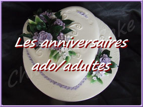 photo gâteau anniversaire adolescent adulte